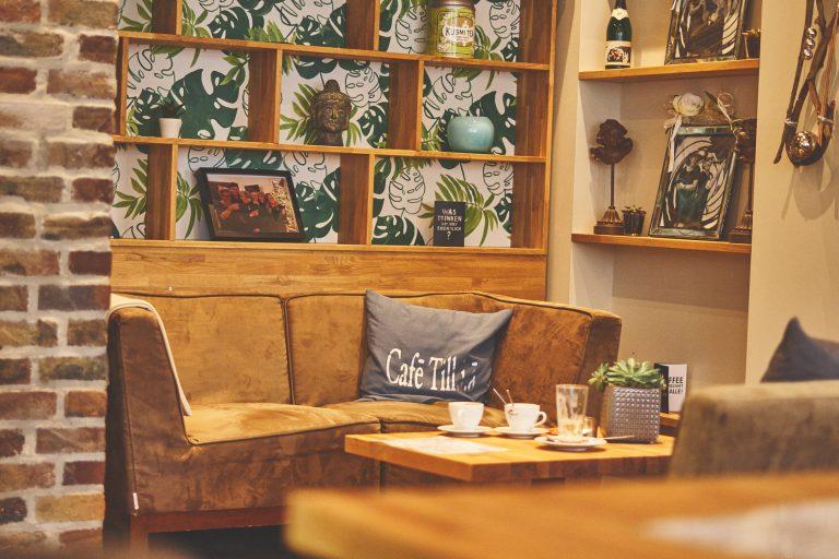 Cafe Tillia Kuschelecke